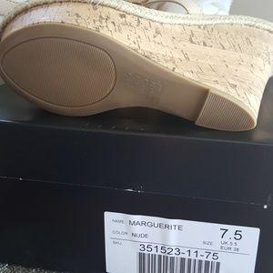 JustFab Shoes - JustFab Marguerite Wedges